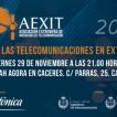 Noche de las Telecomunicaciones en Extremadura
