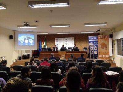 Presentación del informe socioprofesional